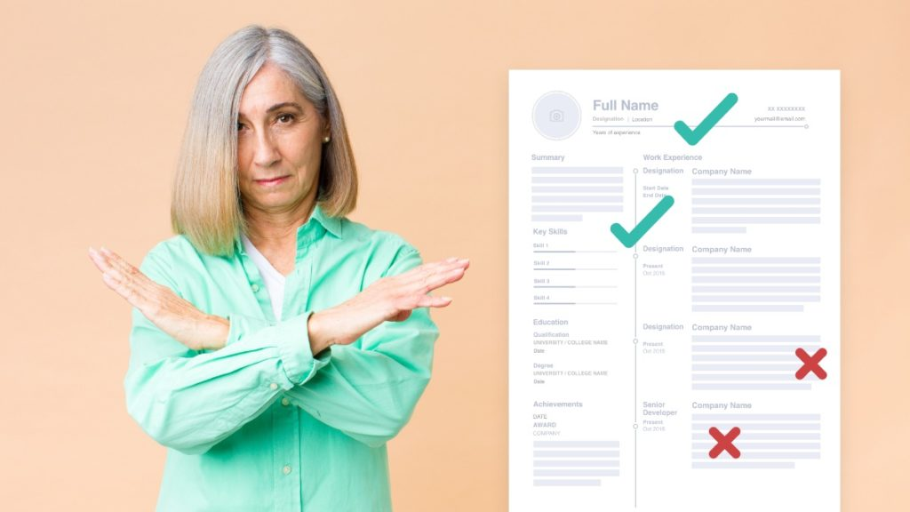 Avoid these resume mistakes