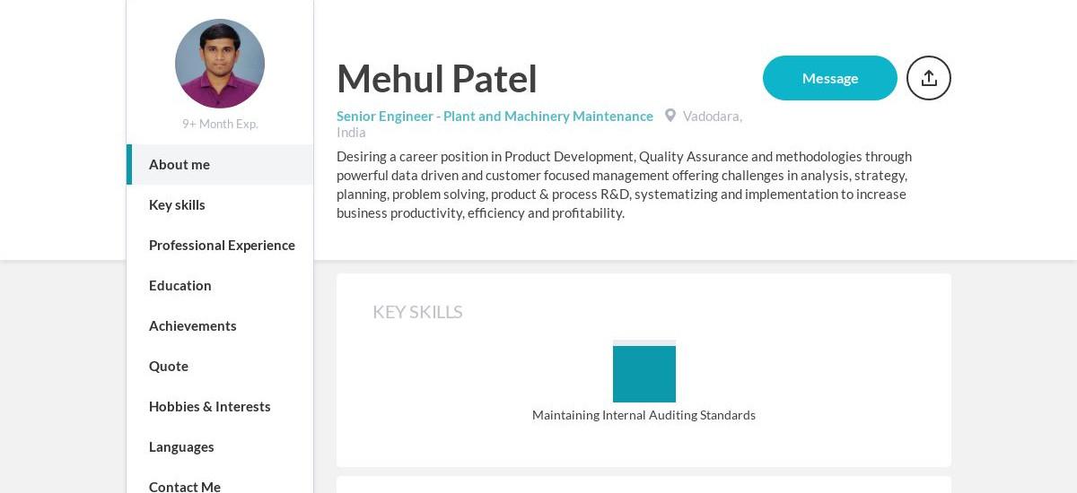 Mehul patel resume custom assignment writer sites for phd